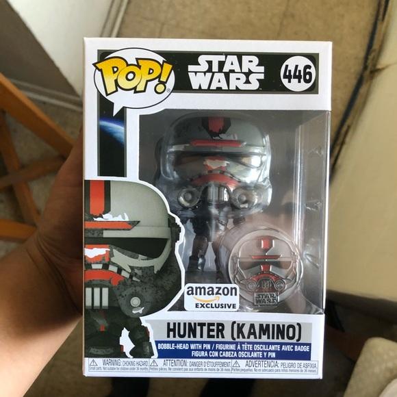 Star Wars: Hunter( Kamino)